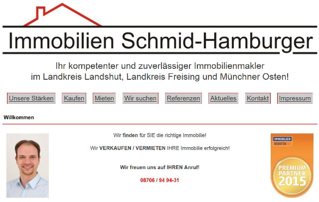 immobilien schmid hamburger desktop